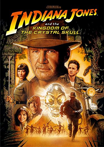 Indiana Jones and the Kingdom of the Crystal Skull [DVD]