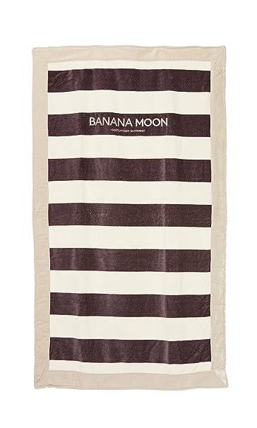 Toalla de playa Banana Moon Towely Fergie Gris: Amazon.es: Ropa y accesorios