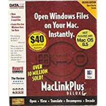 MacLinkPlus Deluxe 10.1 (10-user)
