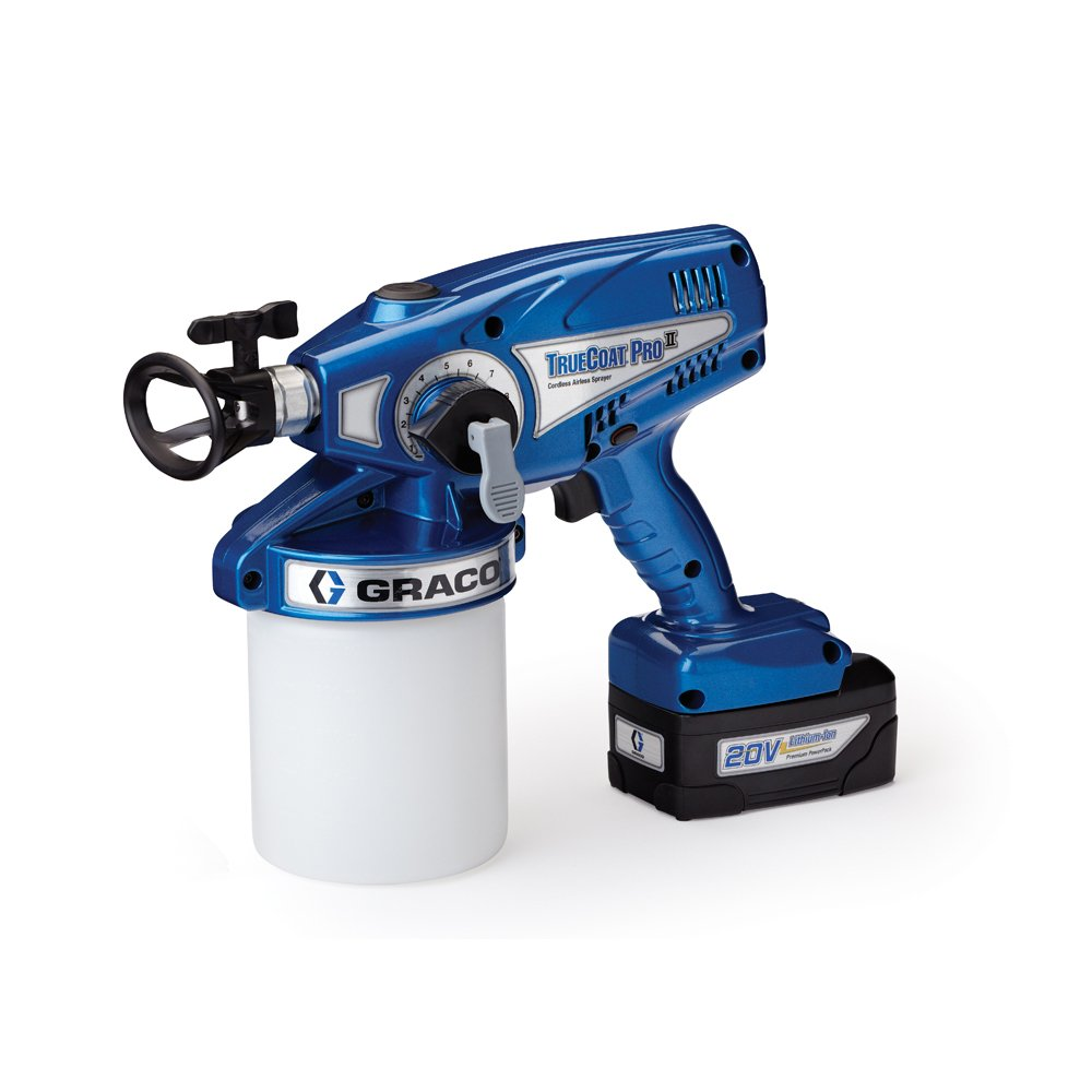 Graco Cordless Paint Spray Gun