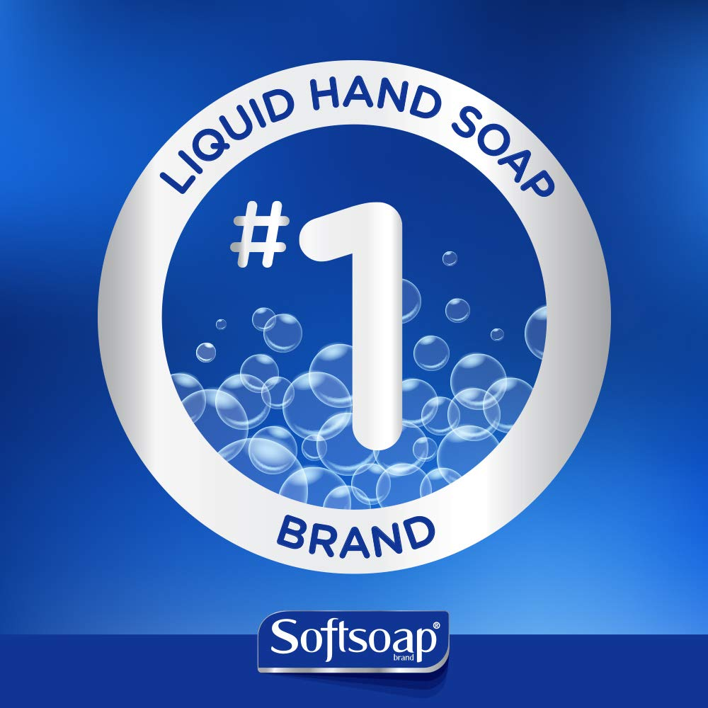 Softsoap Liquid Hand Soap, Fresh Breeze - 7.5 fluid ounce (Pack of 6) : Beauty