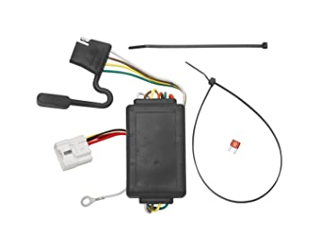 61RvliaD2DL._SX355_ amazon com tekonsha 118248 flat tow harness wiring package (with Toyota Tacoma Trailer Hitch Wiring at n-0.co