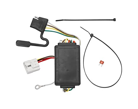 61RvliaD2DL._SX466_ amazon com tekonsha 118248 flat tow harness wiring package (with 2006 Jeep Wrangler Wiring Harness at creativeand.co