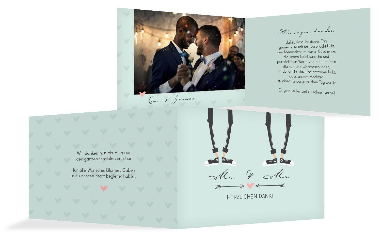Hochzeit Hochzeit Hochzeit Dankeskarte Pärchen - Männer, 10 Karten, Rosa B07B6RRZJR | Sofortige Lieferung  | New Listing  | Spielen Sie auf der ganzen Welt und verhindern Sie, dass Ihre Kinder einsam sind  26c42c