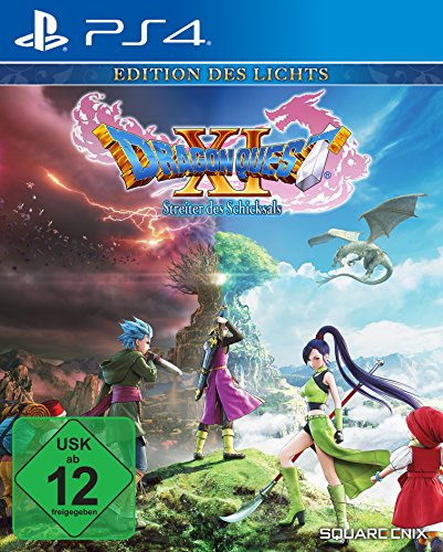 Price comparison product image Dragon Quest XI: Streiter des Schicksals Day One Edition (PlayStation PS4)