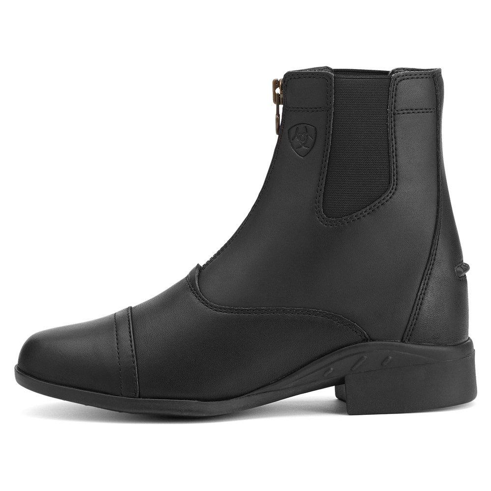 Ariat Womens Scout Zip Paddock B00F3M1ZN6 5.5 B / Medium(Width)|Black