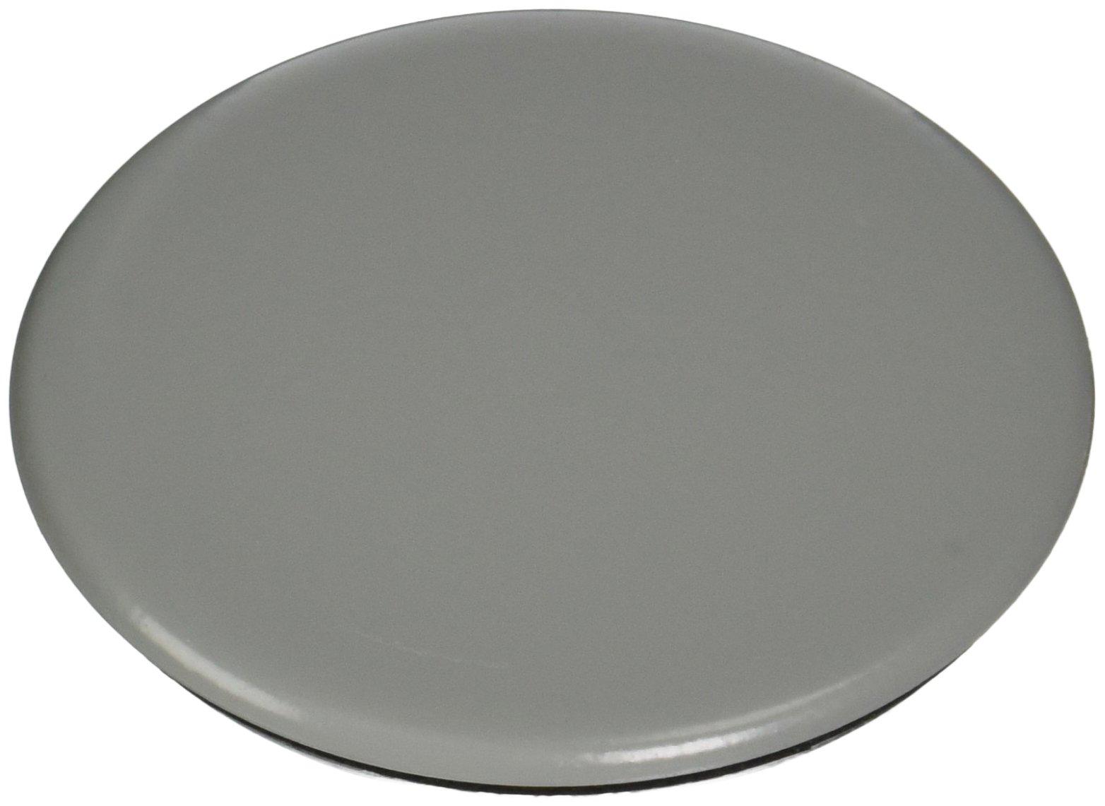 Hoffman AS200 Hole Seal for 2'' Conduit, Steel, 3.00'' Diameter, Gray