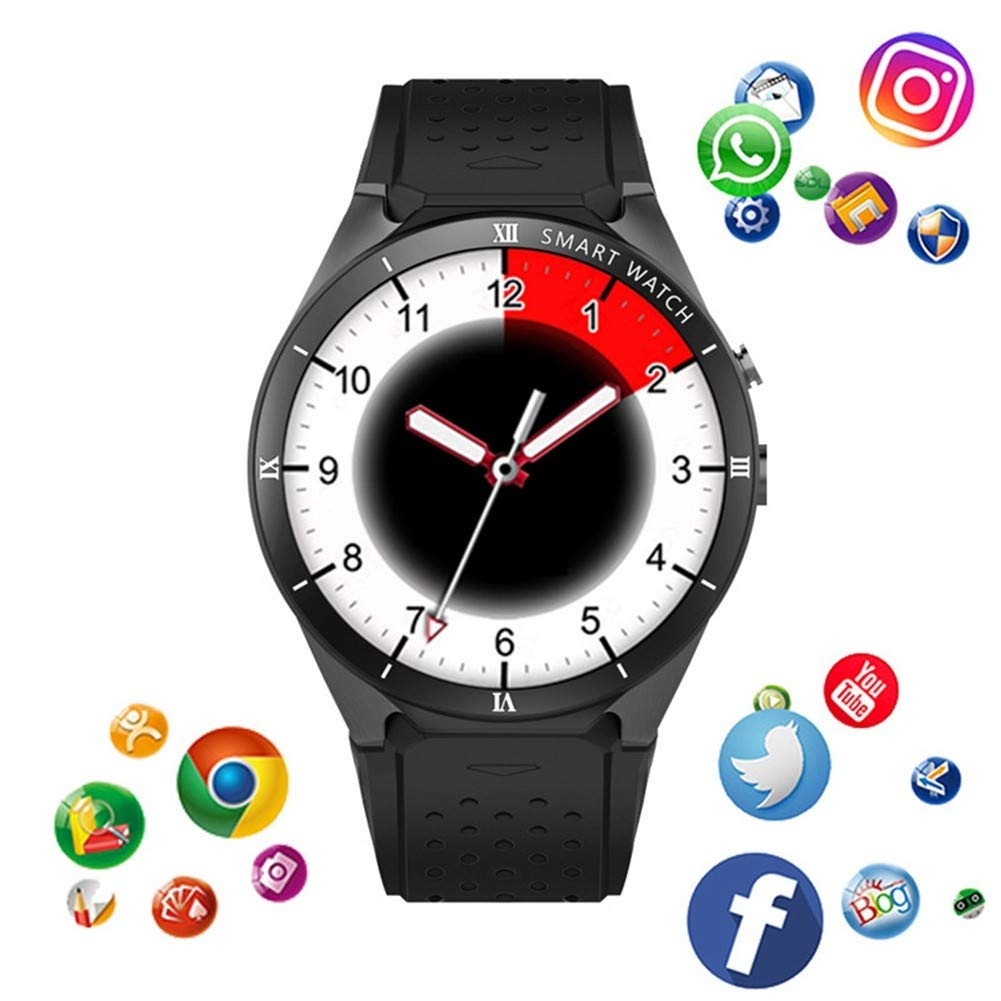KDSFJIKUYB Smartwatch KW88 Pro Smart Watch 1GB RAM 16GB ROM ...