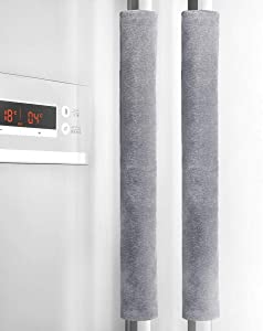Better Tricon Refrigerator, Oven, Grill, Dishwasher Handle Cover (Gray)