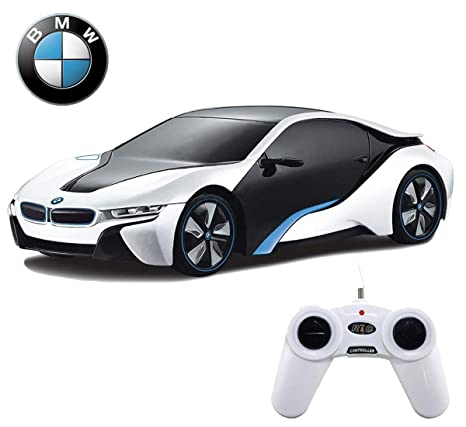 Amazon Com Bmw I8 Concept Radio Remote Control Rc Sports Car 1 24