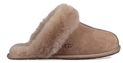 ea32157523c UGG - Scuffette II Slipper - Fawn (Light Pink)  Amazon.co.uk  Shoes ...