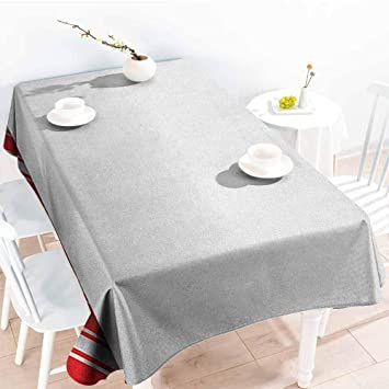 Amazon.com: EwaskyOnline Outdoor Tablecloth Rectangular ...