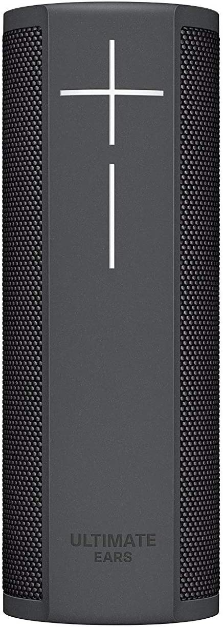Bluetooth Speaker with hands-free and Power Up Charging Dock Graphite Black Ultimate Ears BLAST Portable Wi-Fi Renewed