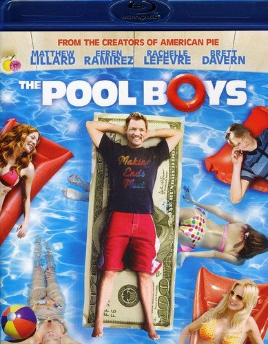 The Pool Boys (Widescreen, Digital Theater System, AC-3, Subtitled)