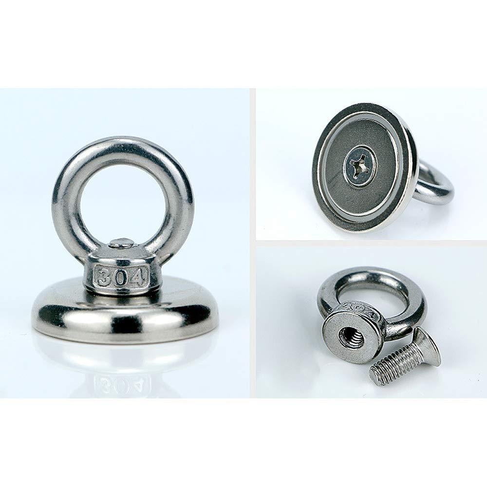 Jia Hu 12 x Starke Neodym-Magnethaken Magnet Handtuchhaken Deckenhaken D16 f/ür K/üche Badezimmer