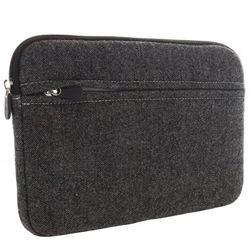 XiRRiX Hülle Sleeve Tasche für Tablet mit Tastatur - bis Grösse 10,1Zoll (25,65cm) für z.B. Acer S1-003 Asus Chromebook C100PA