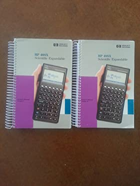 hp 48sx scientific expandable calculator owners manual 2 volumes rh amazon com hp 48 sx user manual hp 48sx user guide