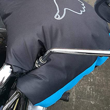 Keptfeet Motorcycle Handlebar Muffs//Gloves//Mitts Windproof Warm Gloves