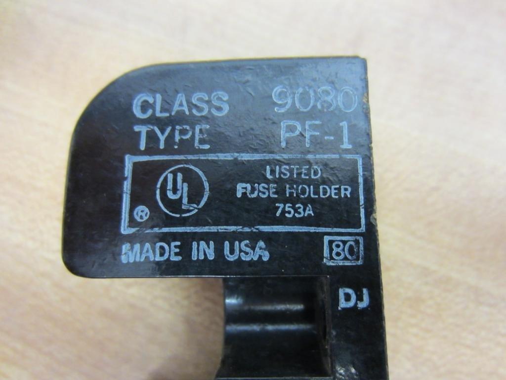 SQUARE D 9080 PF1 SER B 30A AMP 1P 250V-AC FUSE HOLDER B467436: Amazon.com:  Industrial & Scientific