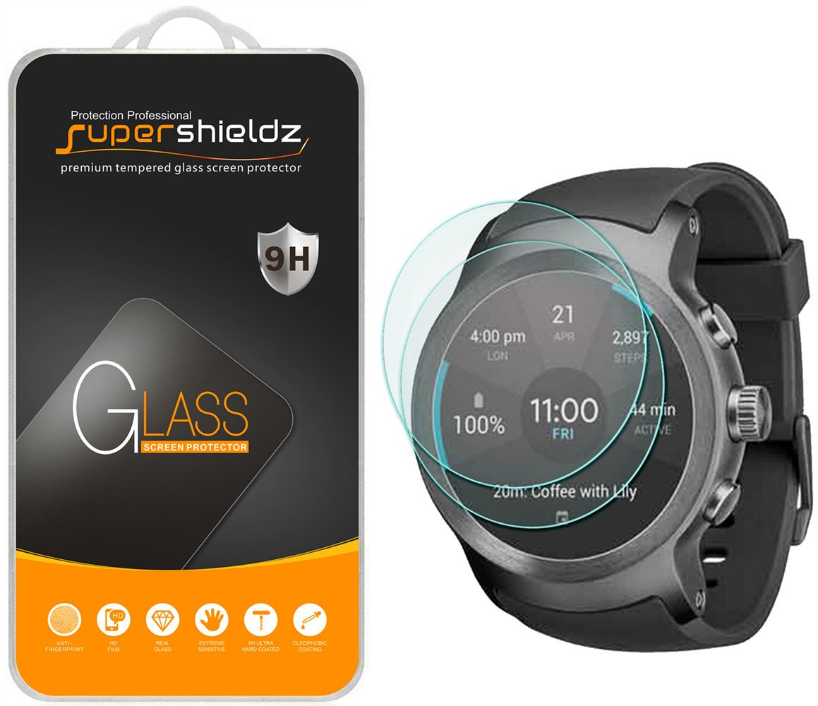 Vidrio Templado LG Watch Sport Anti Scratch [2un] (6X17LHWK)