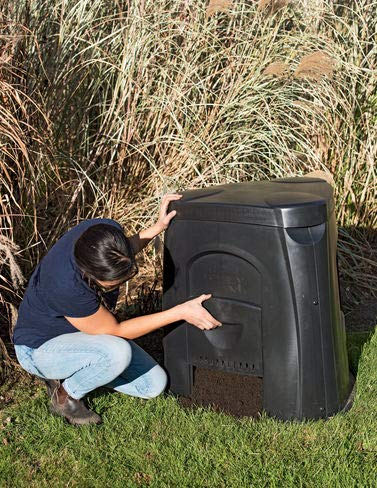 Gardener's Supply Company Corner Compost Bin