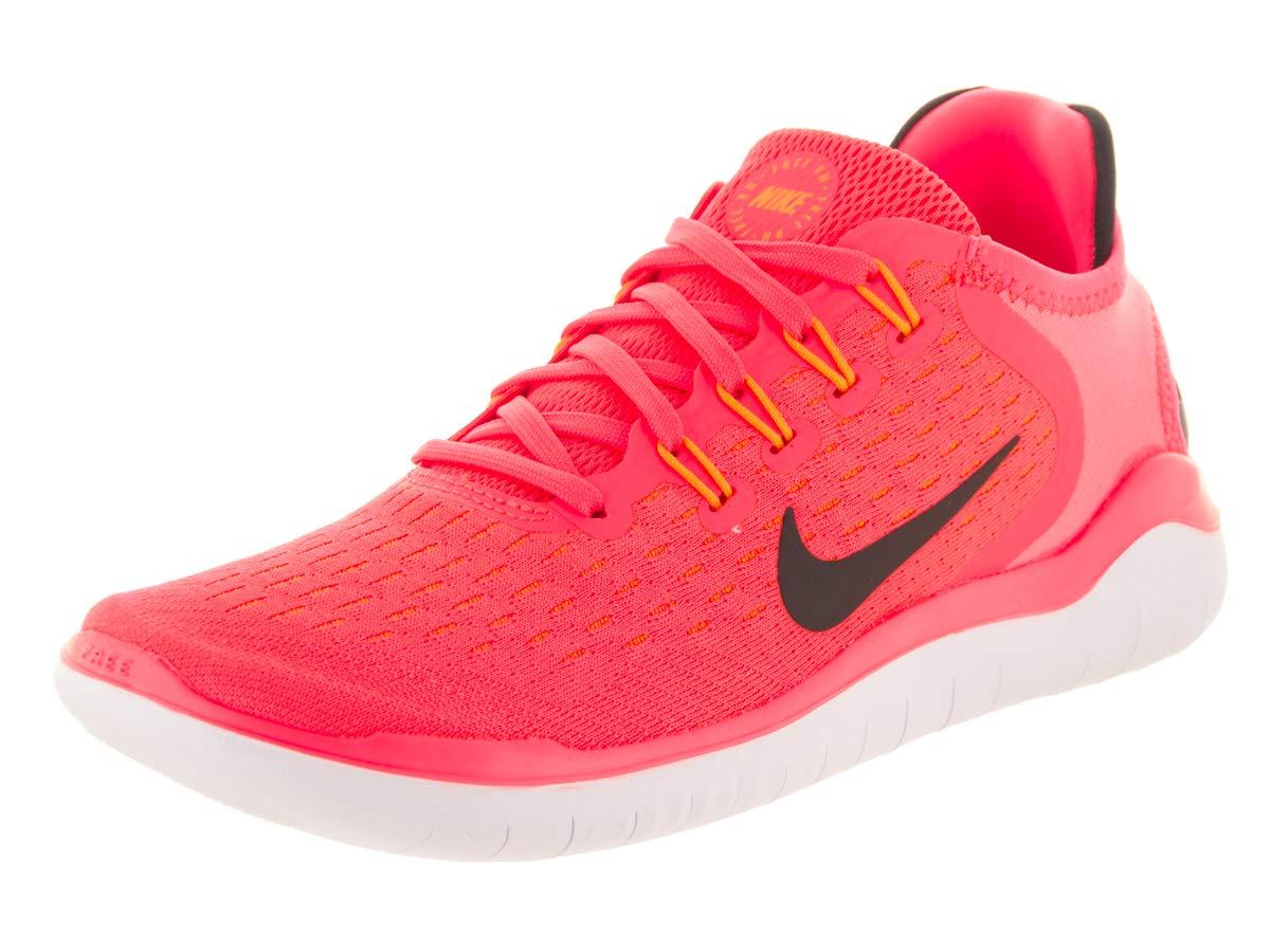Nike Free RN 2018 Damen Schuhe WeißSchwarz 942837 100