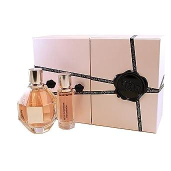 9ec40e19727b Viktor   Rolf Flowerbomb Eau de Parfum 50ml   EDP Gift Set For Her ...