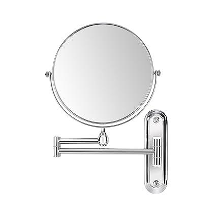 Specchi Ingranditori Da Parete.Femor Specchio Ingranditore Da Trucco Ingrandimento 10x Specchio