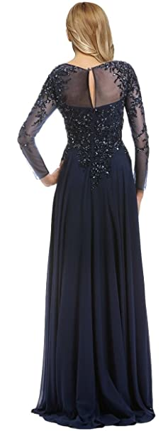 Womens Beaded Jacket Dress Mother of The Bride Dresses