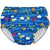 i play. 2PK Absorbent Reusable Toddler Swim Diapers