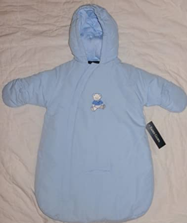 8a5706fb9 Image not available for. Color: Blue Baby Snow Suit 0-