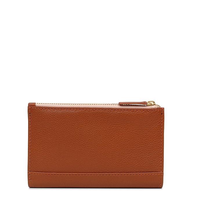 512da09756 Tula by Radley Originals Medium Tan Zip Top Wallet Purse 10884   Amazon.co.uk  Luggage