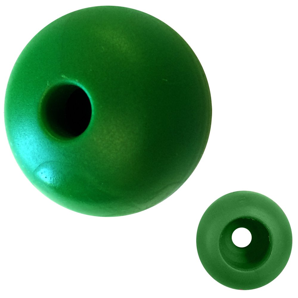 Ronstan Parrel Bead - 20mm (3/4') OD - Green - (Single) RF1317GRN