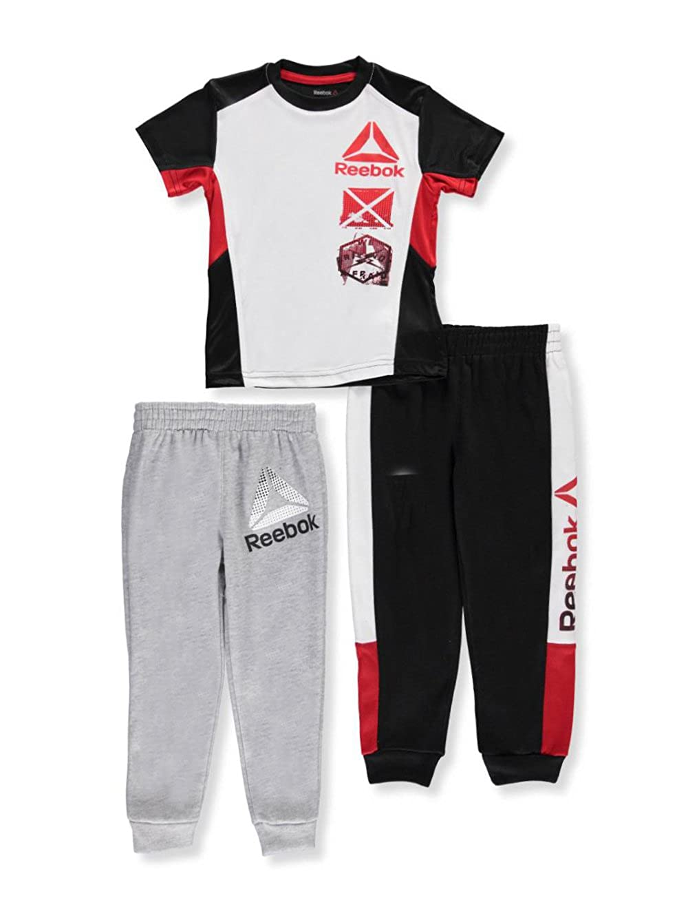 Reebok Boys' 3-Piece Outfit 2t