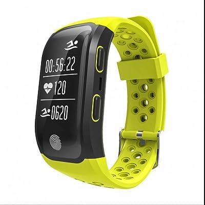 Activité Tracker Podomètre Smart Watch avec Rappel sédentaire/Consommation de calories/Moniteur de sommeil Bracelet connecté Compatible avec Smartphone Android et IOS