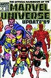 Essential Official Handbook of the Marvel Universe - Update 89 Volume 1