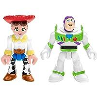 Fisher-Price Imaginext Toy Story Buzz Lightyear & Jessie Deals