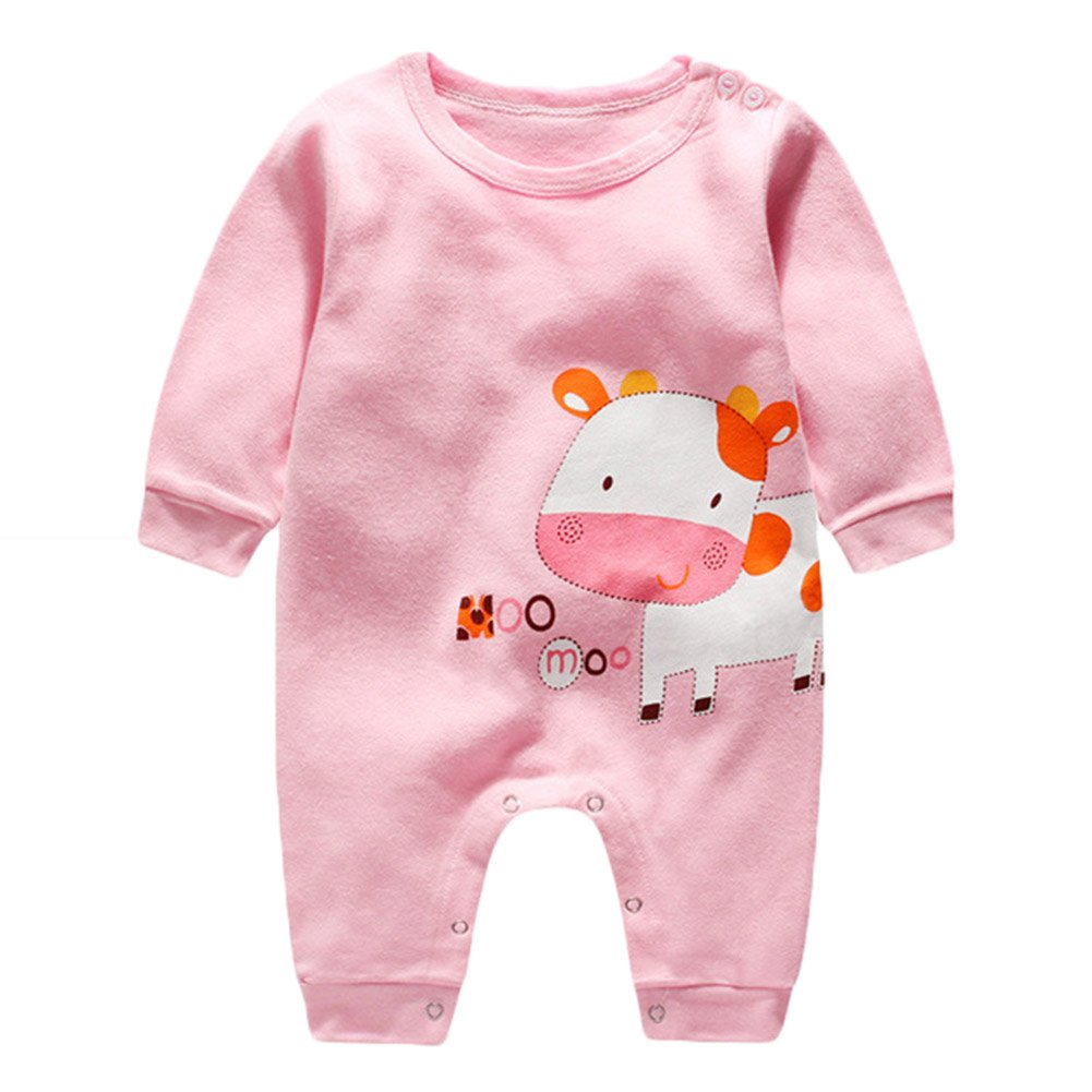Baby Christmas Romper Pajamas Sets - Newborn Unisex Girls Boys Sleepwear Xams Costumes Outfits Infant Sleepsuit 0-3 Months