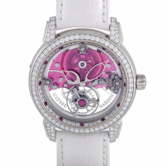 Ulysse Nardin Royal Tourbillon mechanical-hand-wind reloj para hombre 799 - 88 (Certificado) de segunda mano: Ulysse Nardin: Amazon.es: Relojes