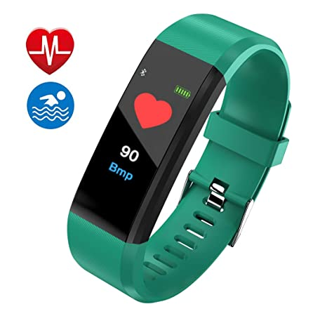 Smart watch Fitness Tracker, Fitness Watch,Heater Rate ...