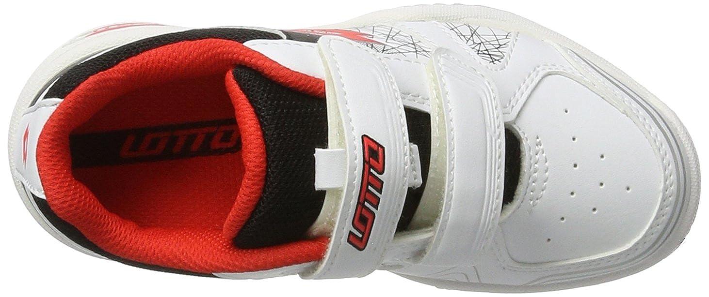 Lotto T-Strike Ii Cl S Zapatillas de Tenis Unisex infantil