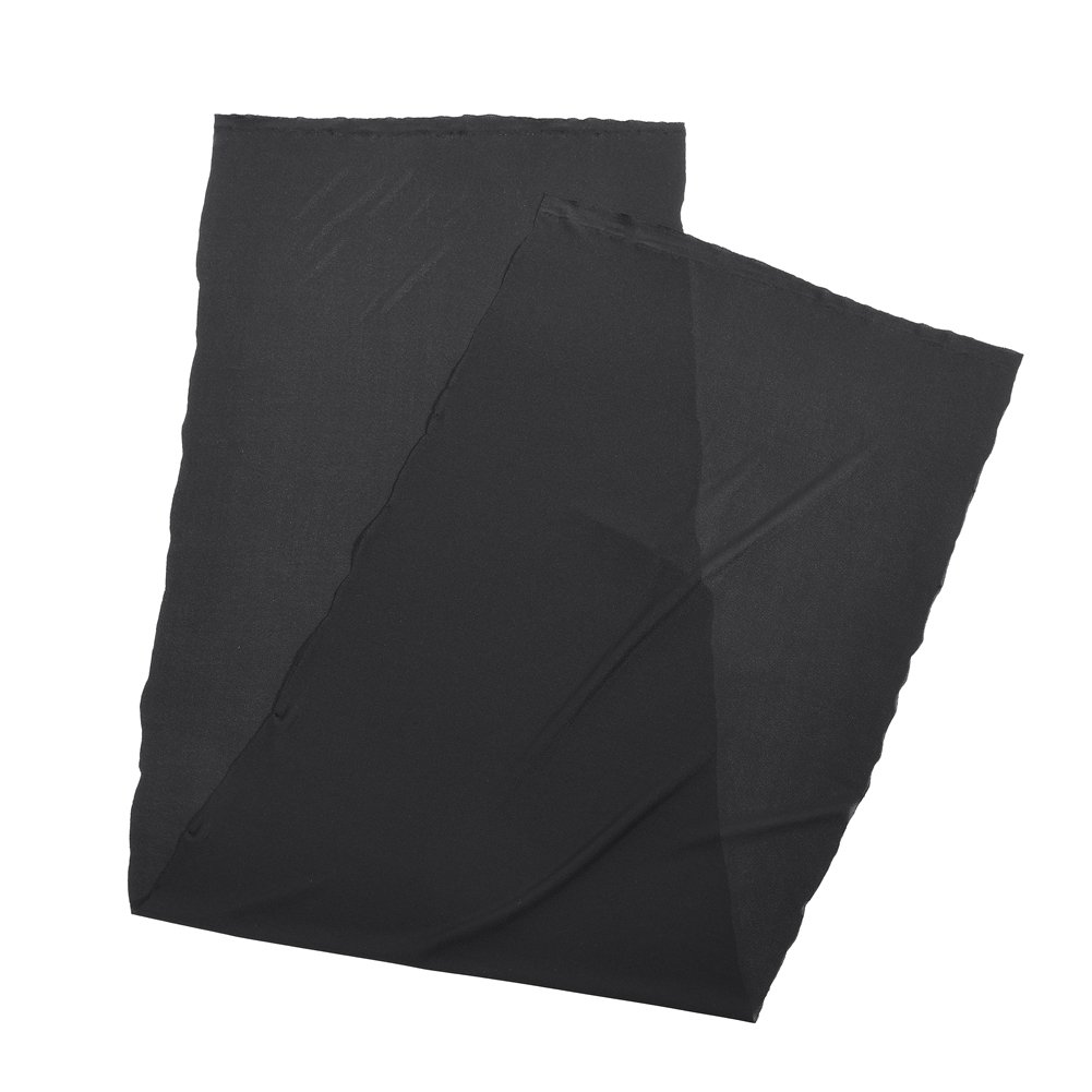 Pomya Speaker Cloth Black Speaker Grill Cloth Stereo Gille Fabric Speaker Mesh Cloth Protective Dust Cover 1.7mx0.5m