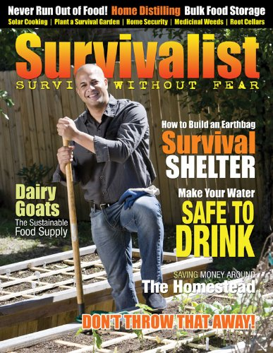"Survivalist Magazine Issue #3 - Self-Reliance by [Mayka, Steve ""Sasquatch"" , Bedford, Lisa , Burks, John , Alton, ""Nurse Amy"" , Bell, Robert Scott , Cobb, Jim , Barthuly, Lisa , Milandred, John , Geiger, Owen , Sanders, Chance ]"