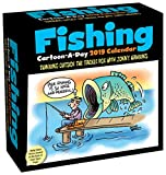 Fishing Cartoon-A-Day 2019 Calendar