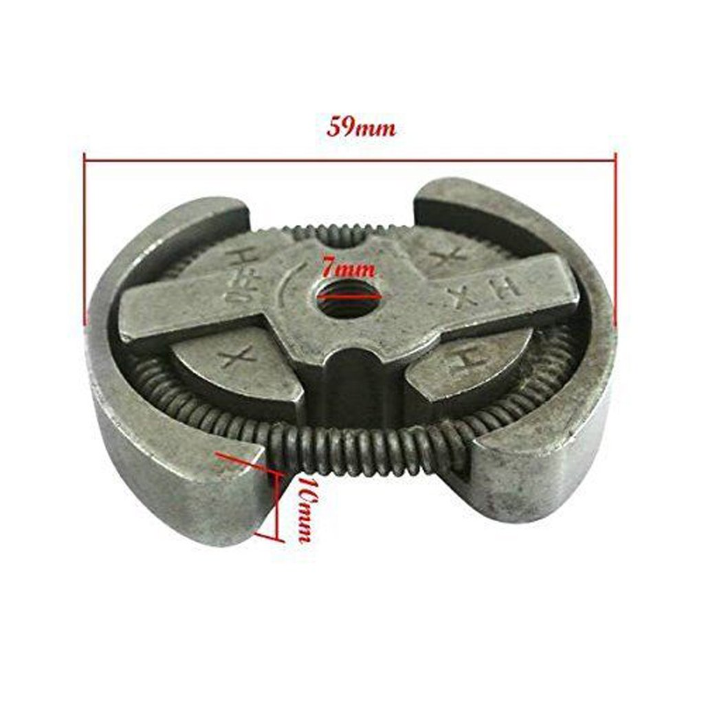 B Blesiya Chainsaw Clutch Drum Spare Parts For HUSQVARNA