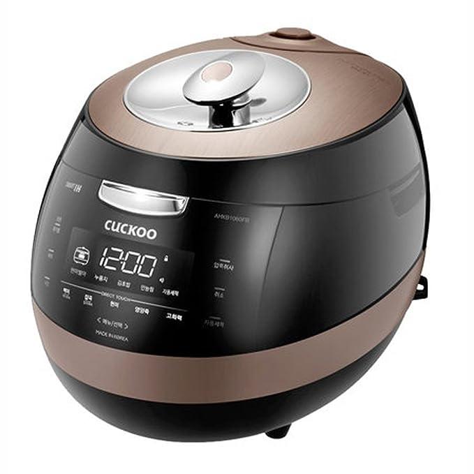 Amazon.com: CUCKOO CRP-AHXB1070FC IH Electric Rice Pressure ...
