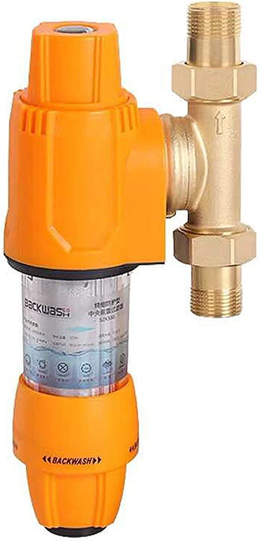 MeTikTok Purificador de agua frontal para el hogar, rotación de ...