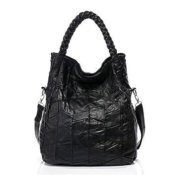 f62db8332d5cf BAO Lederstitching Lady Tasche Damen Einzelne Umhängetasche ...