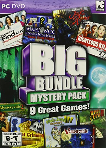 Big Bundle Mystery Pack, 5 Great (5 Game Pack)