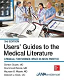 img - for Users' Guides to the Medical Literature: A Manual for Evidence-Based Clinical Practice, 3E book / textbook / text book